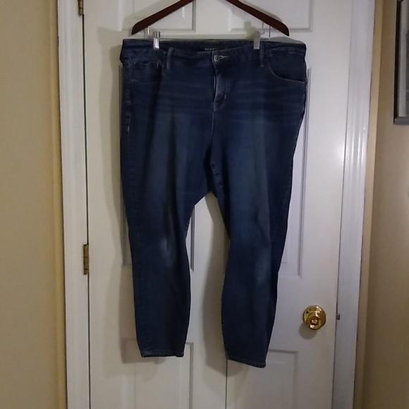 torrid Denim - Torrid Size 20 ankle length jeans